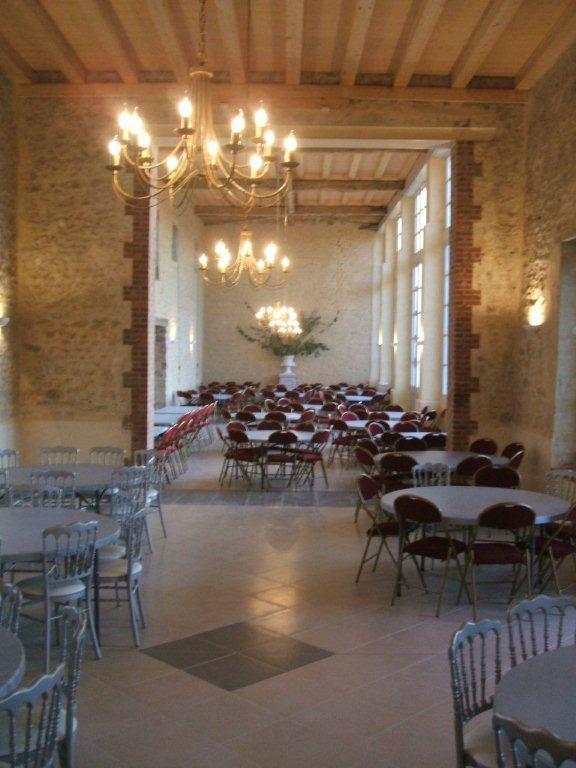 L'Orangerie du château de Cambray