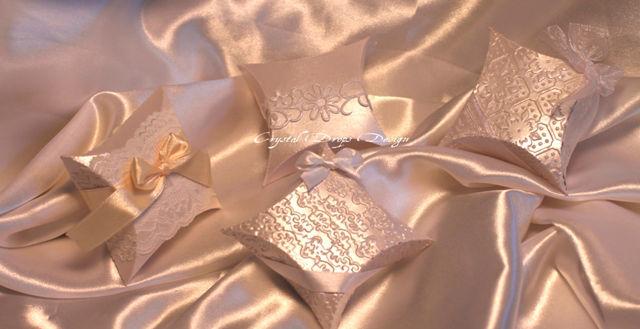 Cuscini portaconfetti