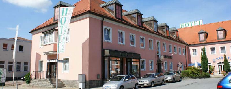 Beispiel: Vorderseite, Foto: AKZENT Hotel Am Husarenhof.