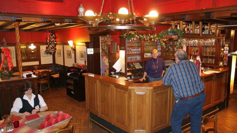 Beispiel: Bar, Foto: Gasthof Loers.