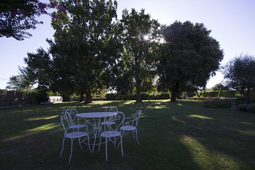 Une fin d'après-midi au Domaine de Larchey