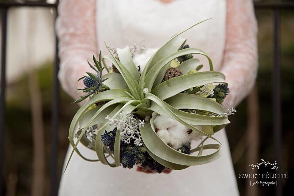 Sweet Félicité Photographie Bouquet de mariée d'hiver / Winter bride bouquet/ Yvelines