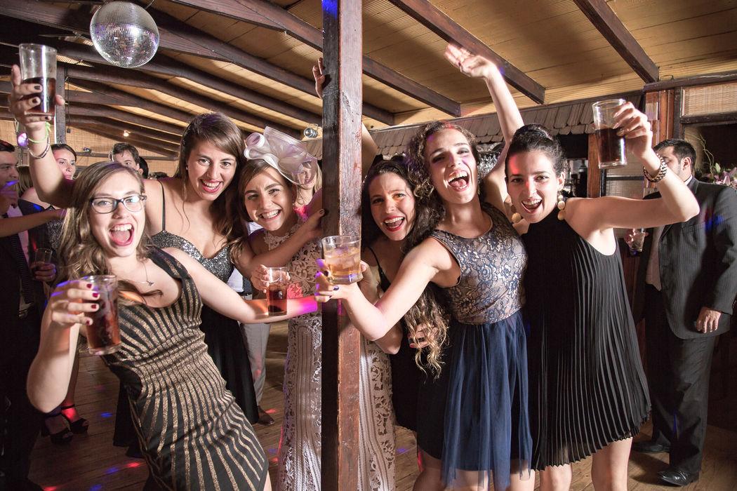 Amigas novia - Fiesta