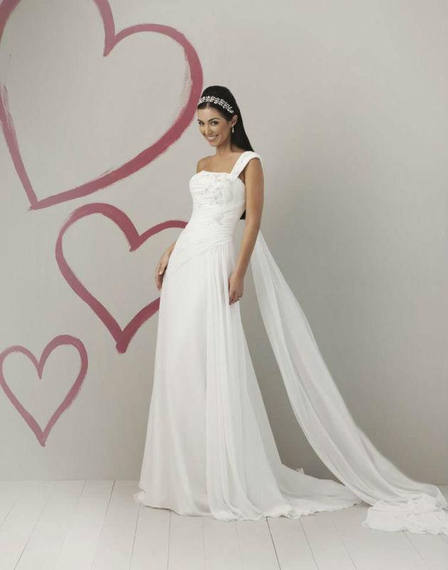 Beispiel: Ihr perfektes Outfit, Foto: La Diva Brautmoden.