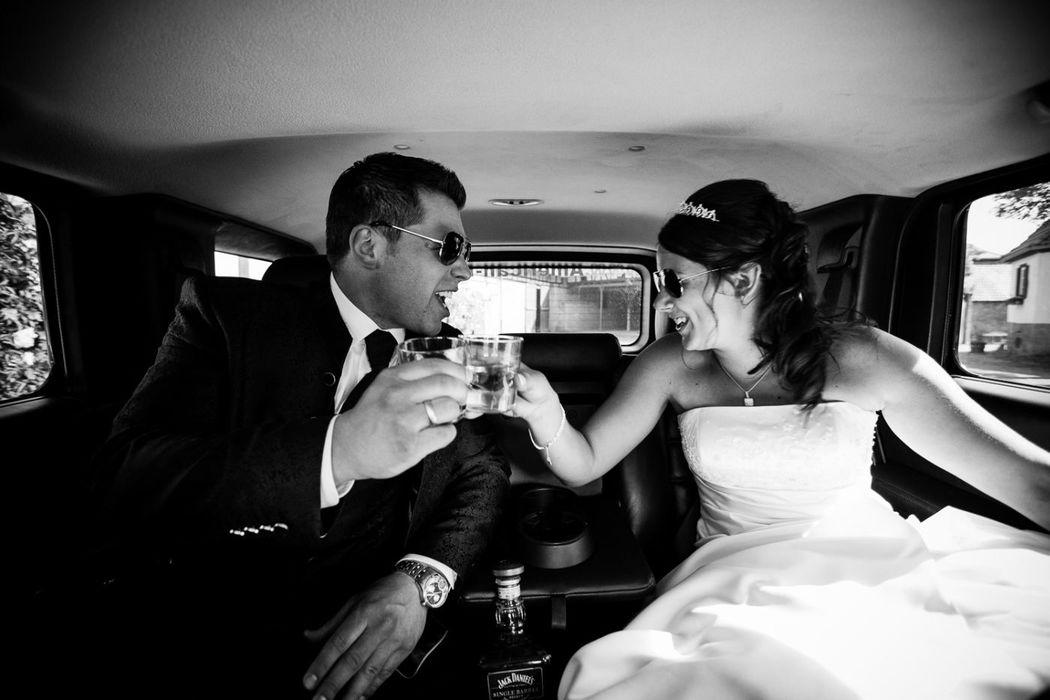 Beispiel: Hochzeitsreportage, Foto: Day of your life.