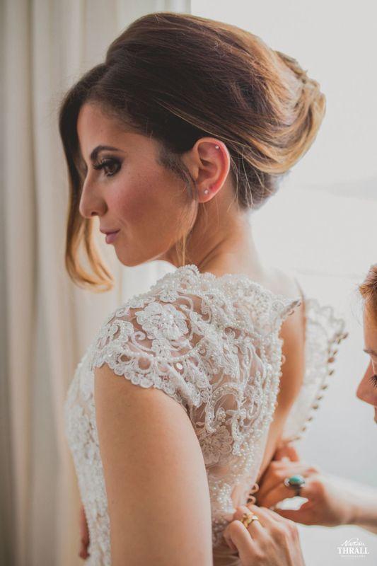 Maquiagem Casamento Rio de Janeiro Manu Guerra Makeup Foto: Thrall Photography