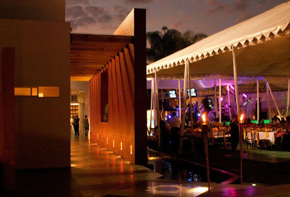 Salones Guadalajara - Foto: Hotel Arborea