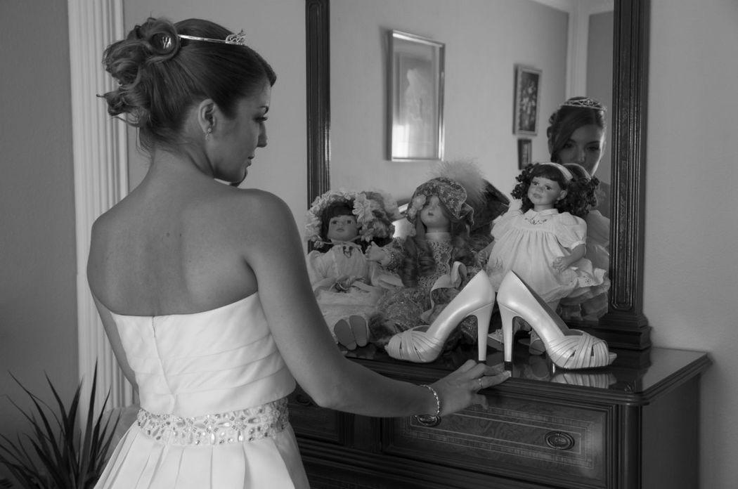 Jacky Nava Fotografía De niña a mujer