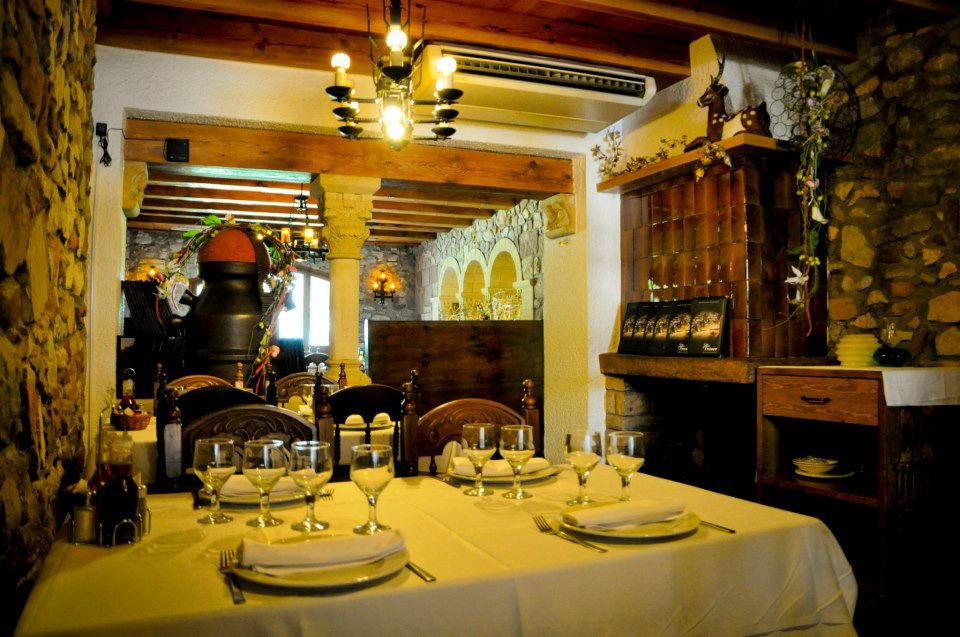 Can Traver Restaurant.