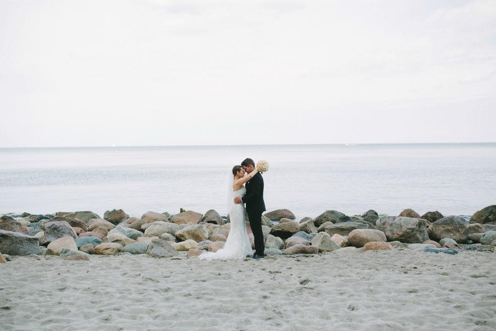 Hochzeit an der Ostsee - Heiligendamm Foto: Christin Lange