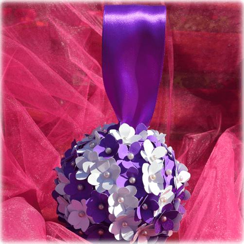 Mini ramo colgante para lanzar a las solteras (todos los ramos de novia lo incluyen de regalo y se hace personalizado)