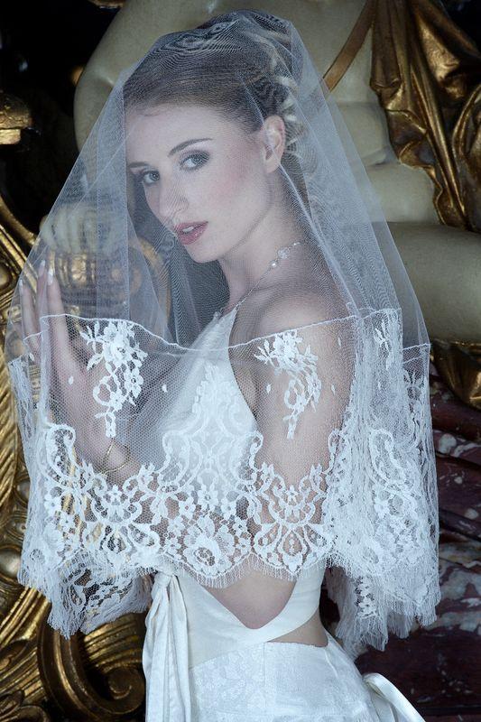 Princesse parmi les biches : pour un mariage féérique. SOLEYADINE Wedding