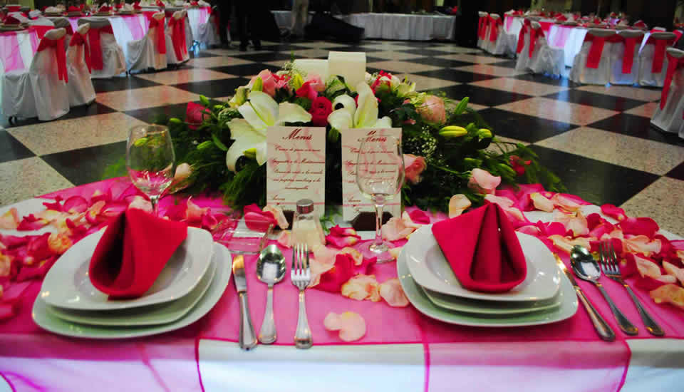 Banquetes La Excelencia ubicados en México DF