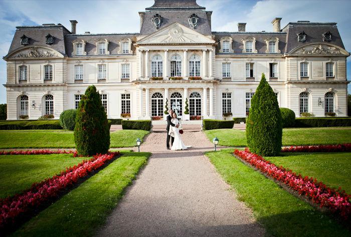 De magnifiques lieux de réception, du plus romantique au plus atypique.
