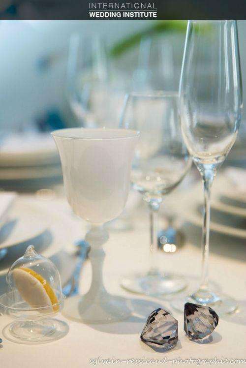 Beispiel: Die Dekoration für Ihre Hochzeit, Foto: International Wedding Institute.