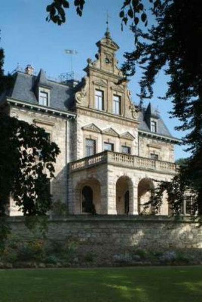 Beispiel: Außenansicht, Foto: Villa Haar.