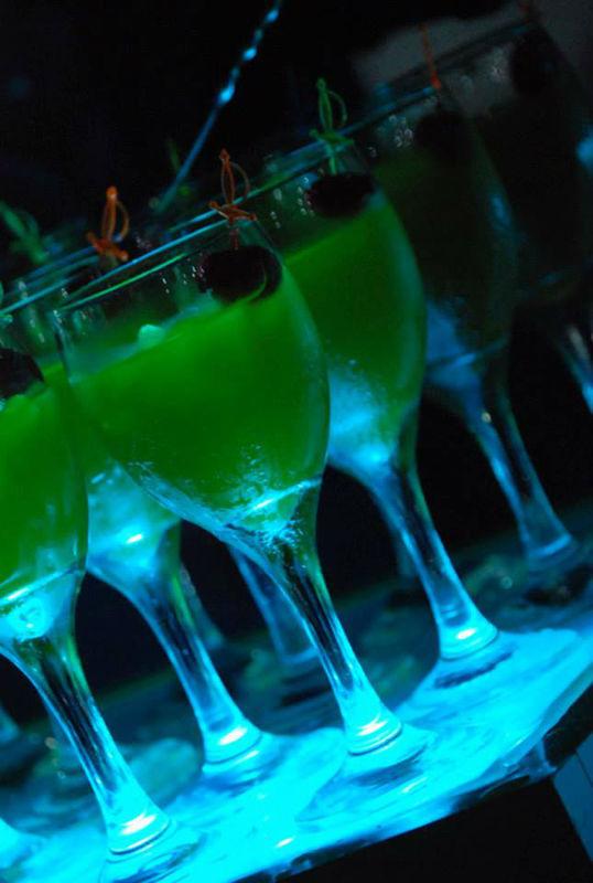 Villa-Bar, Eventos y Cocteles