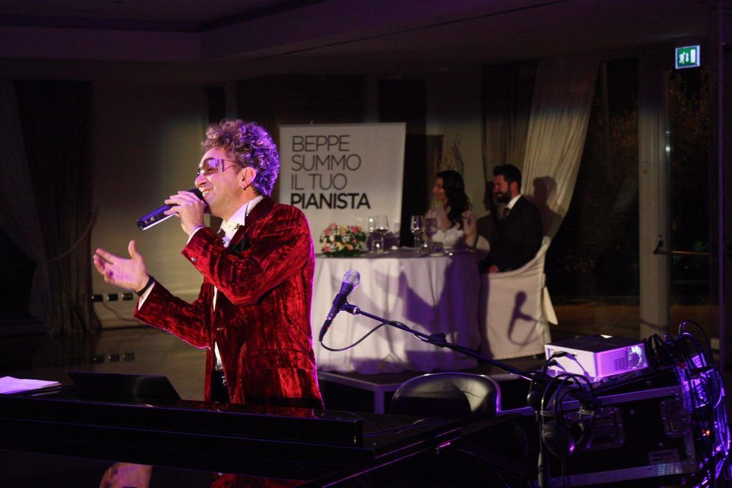 Beppe Summo - Vocalist