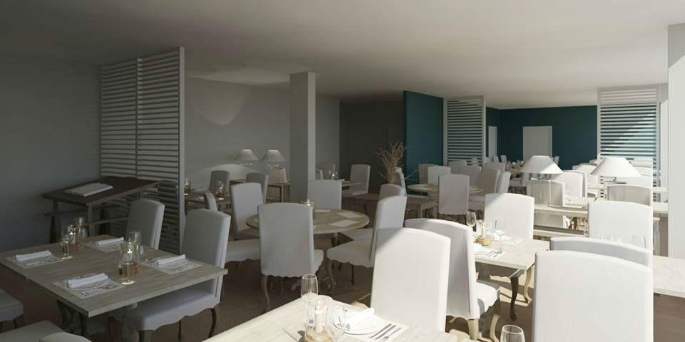 Éco Hôtel Restaurant le Château de Sable