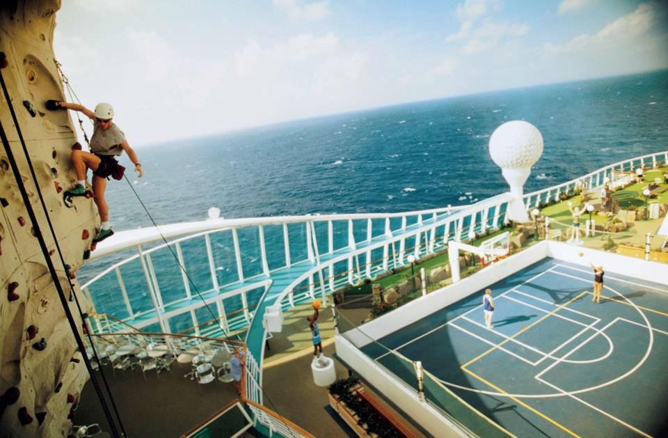 Crucero para luna de miel - Foto Royal Caribbean