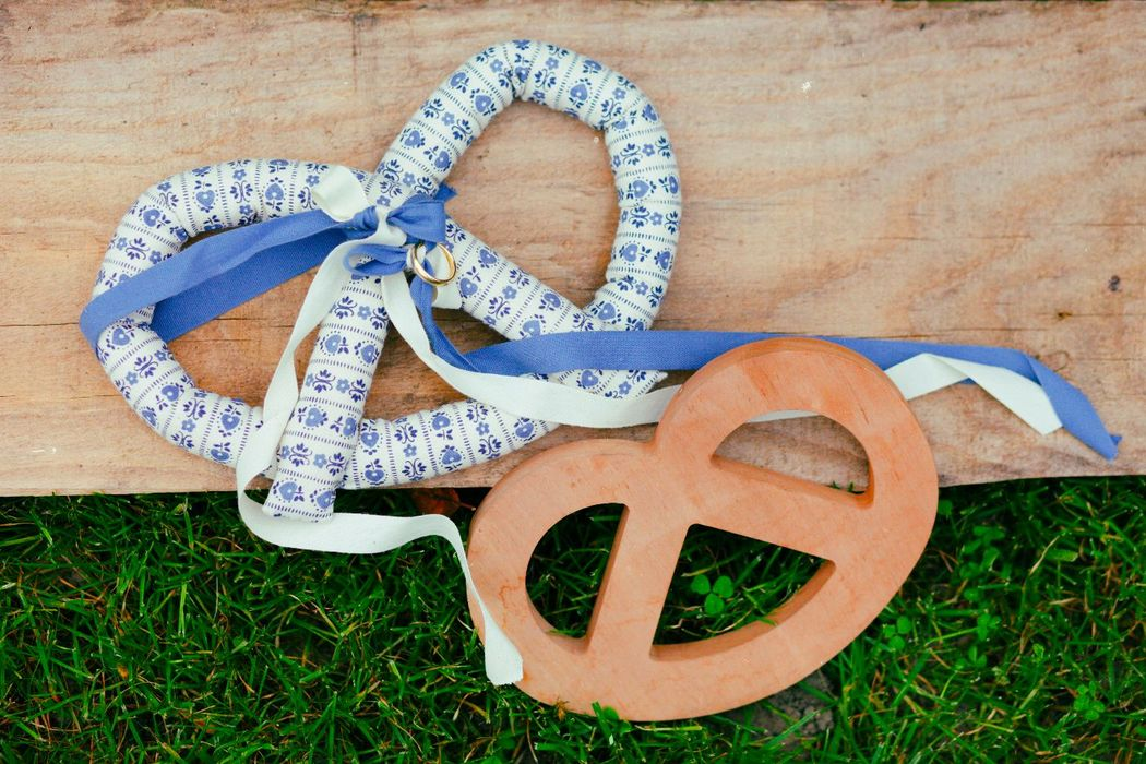 The Wedding Enterprise: cuscino per le fedi