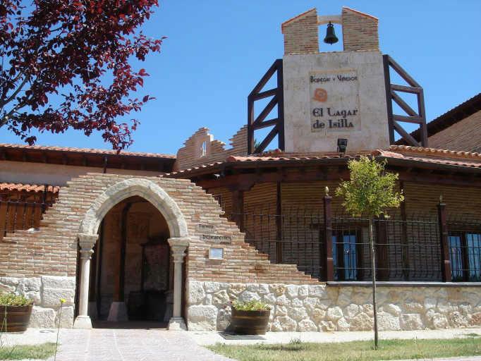 La Casona de la Vid - Bodegas el Lagar de Isilla.