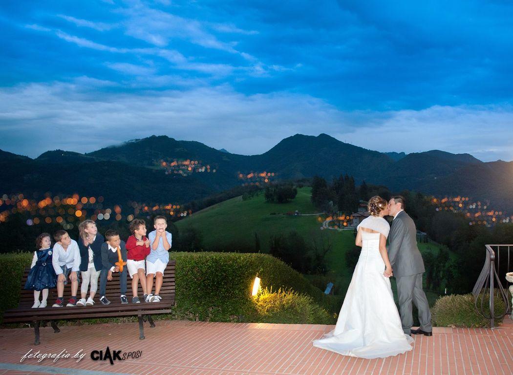 Serale panoramico Villa Pighet
