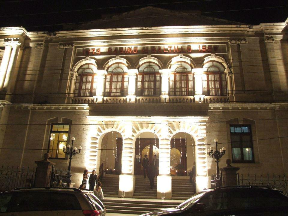 Salones para eventos - Casino de Saltillo