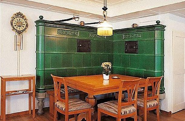 Beispiel: Restaurant, Foto: Romantik Hotel Säntis.
