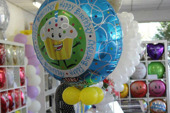Beispiel: Themen-Luftballons, Foto: Airmotion - Ihr Ballonshop.
