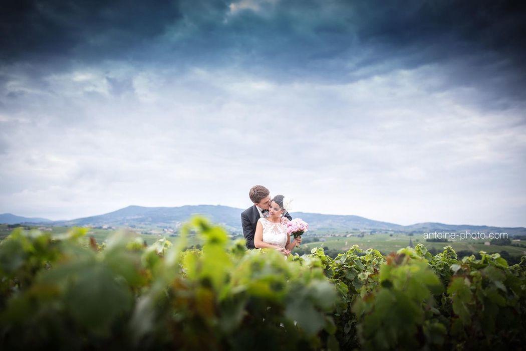 Mariage au alentour de Lyon