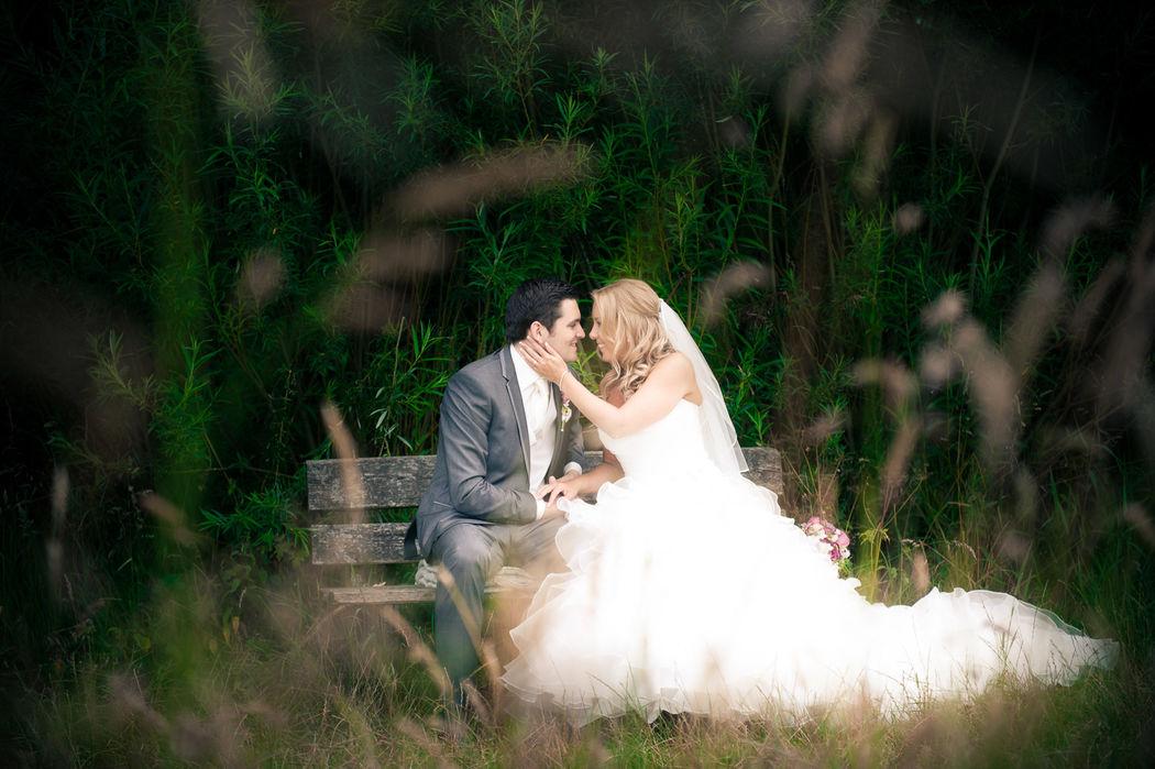 Bruidsfotografie landelijk