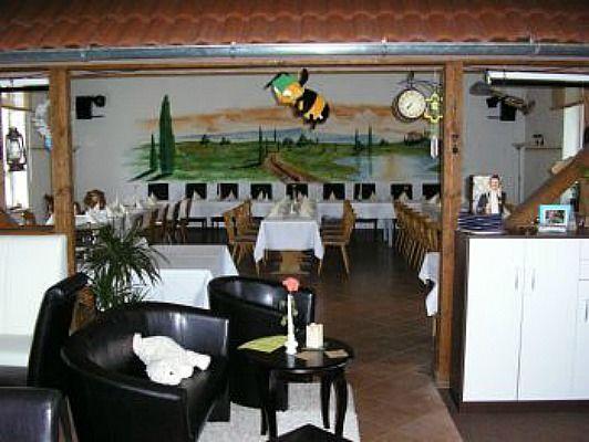 Beispiel: Restaurant, Foto: Zur Schuhleiste.