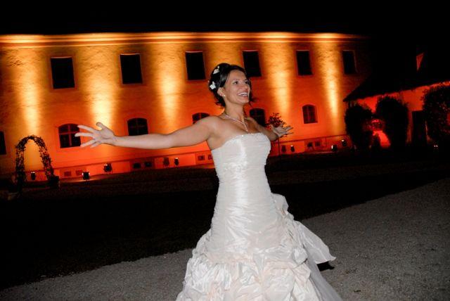 Beispiel: Braut, Foto: Schloss Ehrenfels.