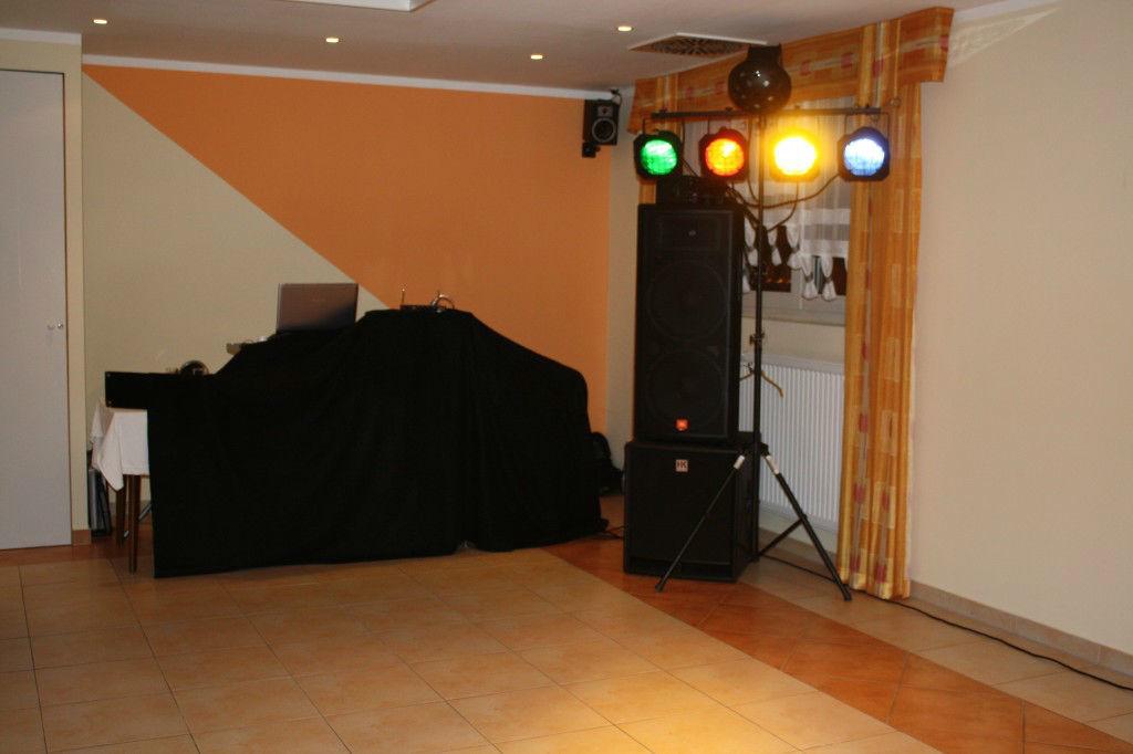Beispiel: Technisches Equipment, Foto:DJ Roland.
