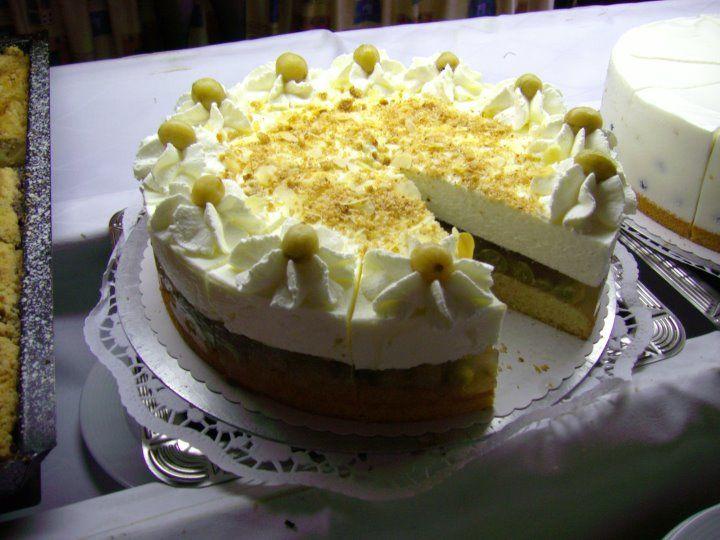 Beispiel: Torte, Foto: AKZENT Hotel Saltenhof.