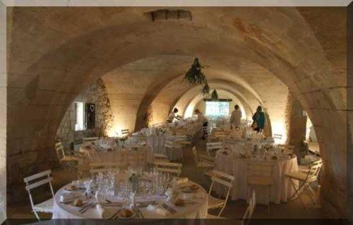 La Ferme Saint Hugues - La salle