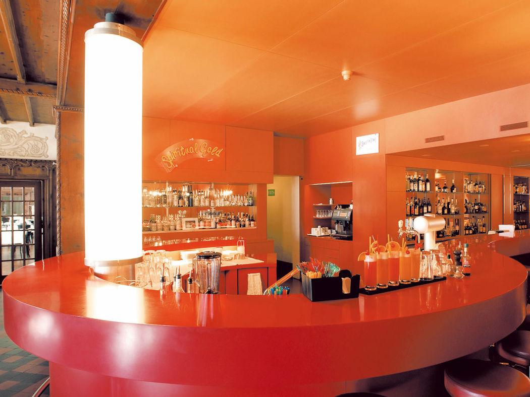 Beispiel: Innenansicht -  Rote Bar, Foto: Hotel Castell