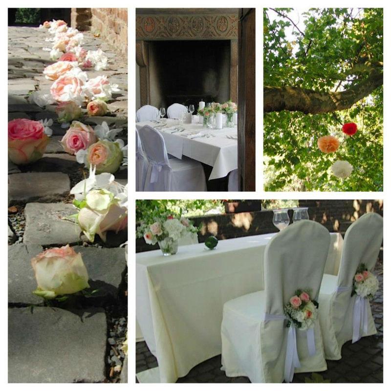 Beispiel: Ein abgerundetes Hochzeitskonzept, Foto: Mr. & Mrs. Hochzeitsplaner.