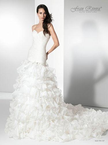 Vestido de Fran Rivera Novias