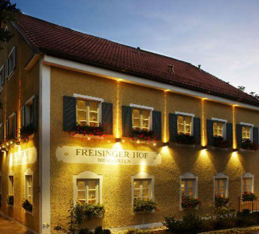 Beispiel: Außenansicht, Foto: Freisinger Hof.