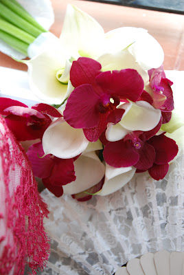 Calas y Orquídeas