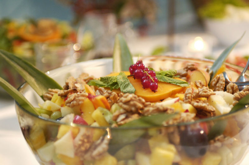 Beispiel: Exquisite Küche, Foto: BeachCenter Hamburg.