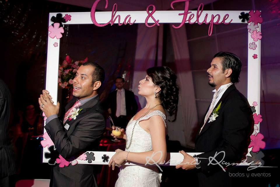 Roberto Ramírez Bodas, coordinador de bodas en Querétaro