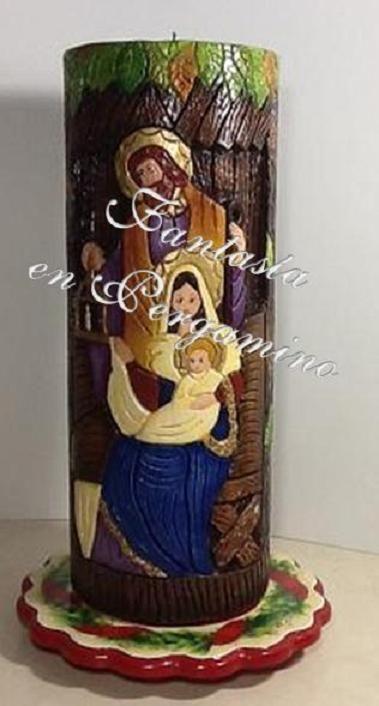 La Sagrada Familia un hermoso recuerdo para hacer presencia en nuestros hogares.