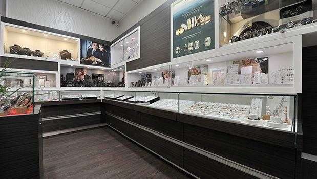 Beispiel: Ladenimpressionen, Foto: Center Juwelen.