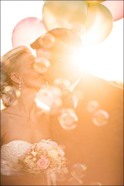 Romantisches Sonnenuntergangsshooting mit Susi & Patrick