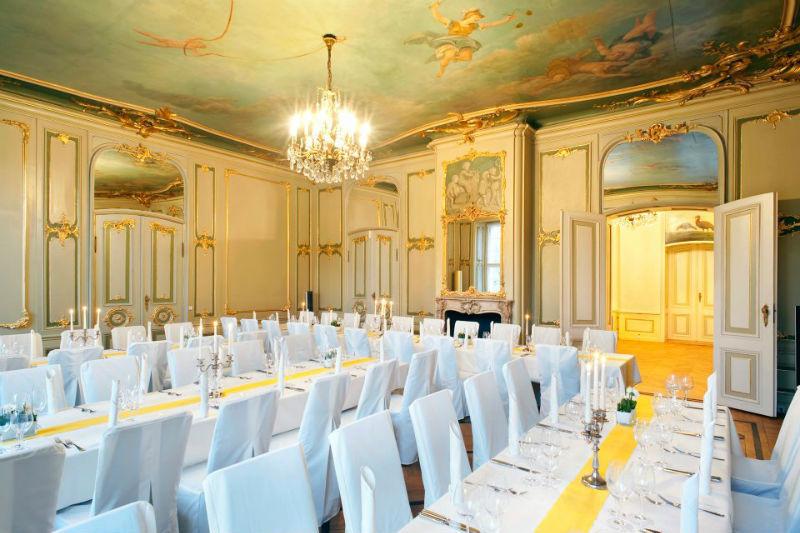 Beispiel: Romantik pur für Ihre Hochzeitsfeier, Foto: art'otel Berlin Mitte.