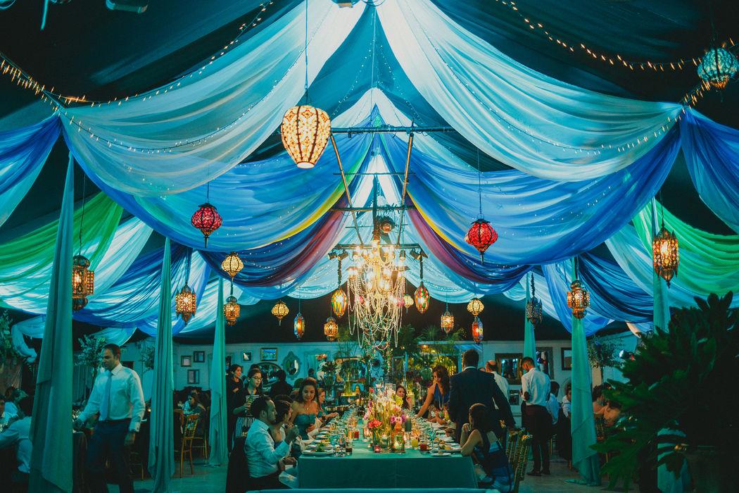 Producción: Soledad Provens, Eventos & Wedding Planner. Fotografía: Castillo Pro