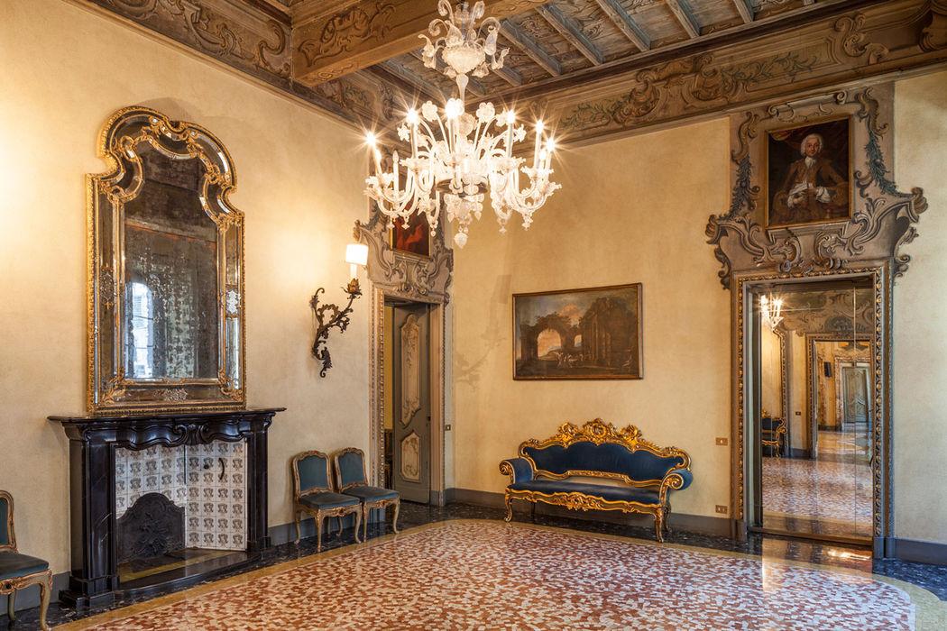 Sala Specchiera  - Palazzo Visconti Milano